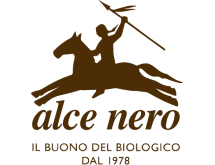 Логотип Alce Nero